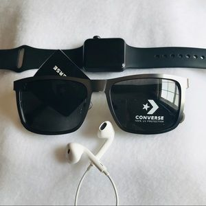 Converse Sunglasses Dark Gunmetal